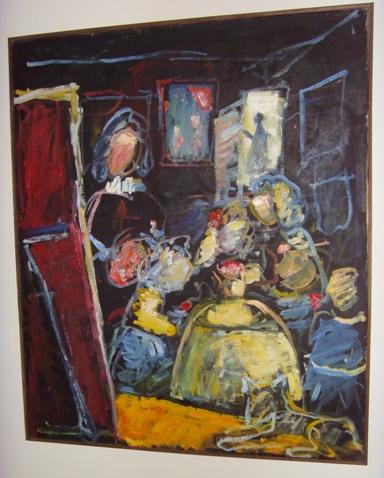 """Jerzy Piotrowicz """"Las Meninas"""""""