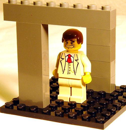 Lego - figura niemożliwa