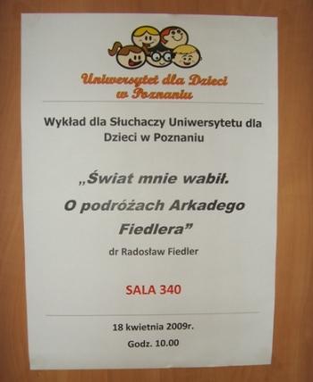 Uniwersytet dla Dzieci w Poznaniu