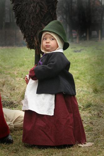 Staropolski strój
