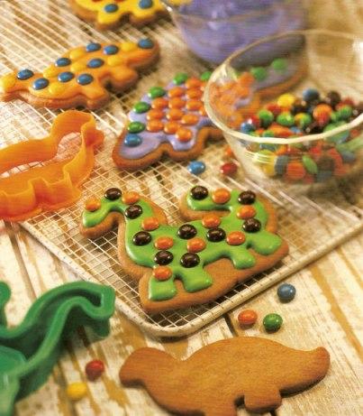 Ciasteczkowe dinozaury