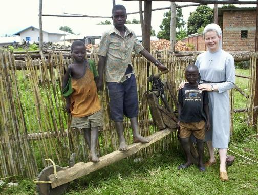 Misja palotyńska w Kongo