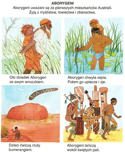 Dzieci Aborygenów