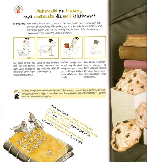 Ciasteczka dla moli książkowych