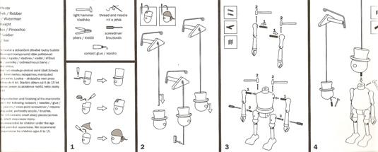 Instrukcja wykonania marionetki