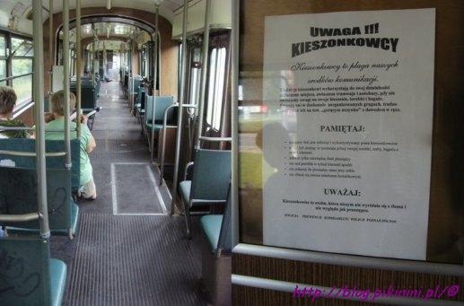W poznańskim tramwaju