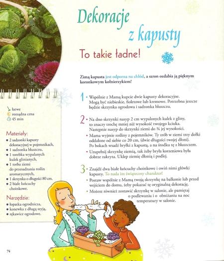 """książka """"Ogród warzywny""""1"""
