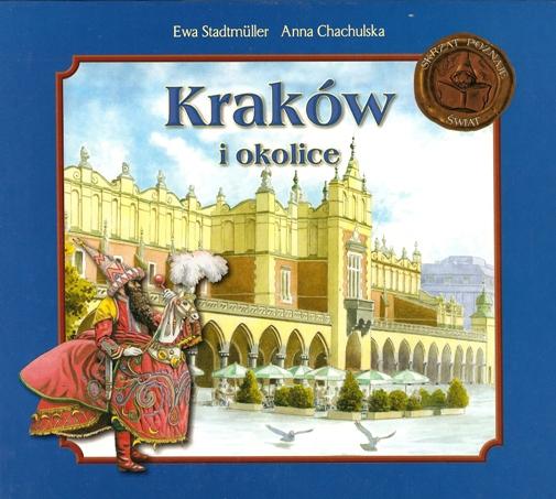 Kraków - przewodnik dla dzieci