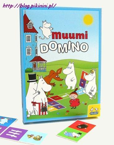 Muminki - domino