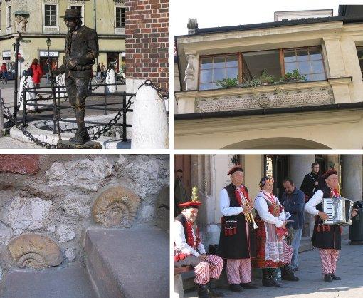 W Krakowie