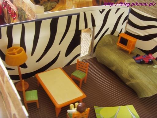 Nowy salon dla lalek