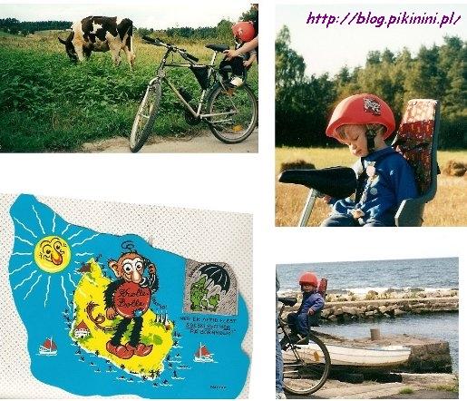 Na rowerze z dzieckiem