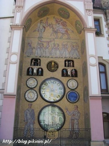 Zegar w Ołomuńcu