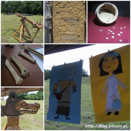 Atrakcje pikniku na Lednicy