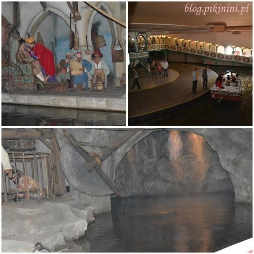 Podziemny pałac w Efteling
