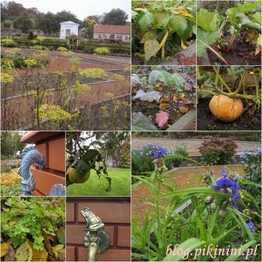 Ogród barokowy w Owińskach