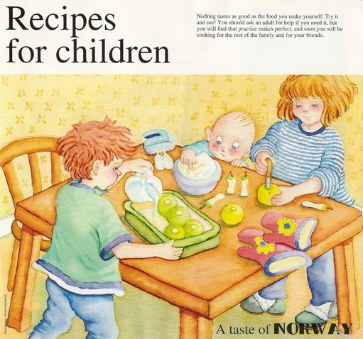 Norweska kuchnia dla dzieci
