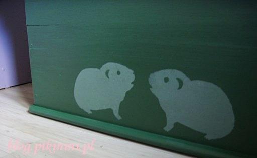 Skrzynia dla świnki