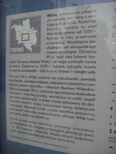 Poznańska Wilda