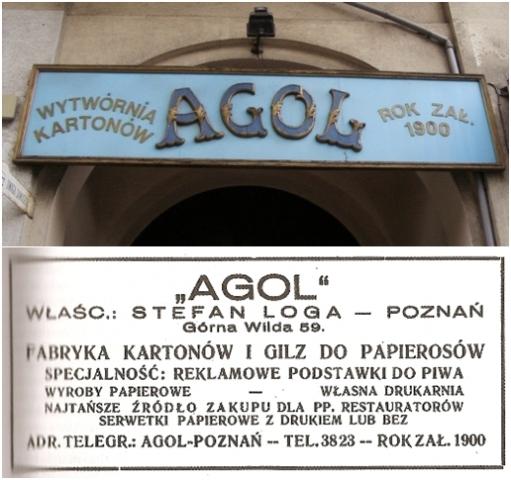 Agol na Wildzie