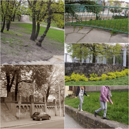 Park Drwęskich w Poznaniu