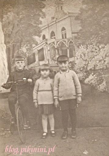 Rodzina z ulicy św. Czesława na Wildzie