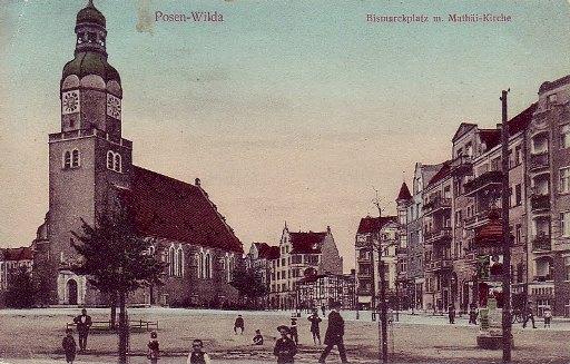 Rynek Wildecki 1914