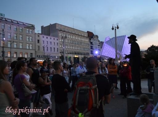 Po Poznaniu na Placu Wolności
