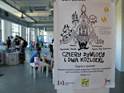 Poznań dla dzieci w Concordia