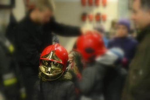 U strażaków