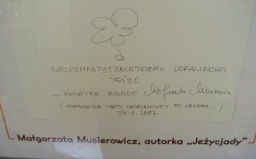 Małgorzata Musierowicz poleca...