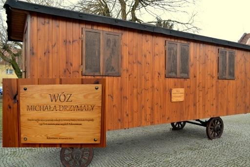 Wóz Drzymały w Rakoniewicach