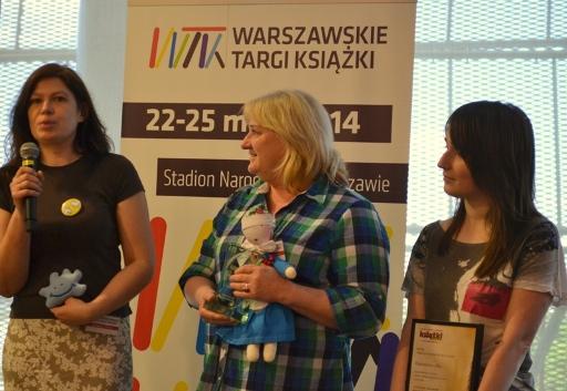 Cztery żywioły i dwa koziołki Nagroda Magellana 2014