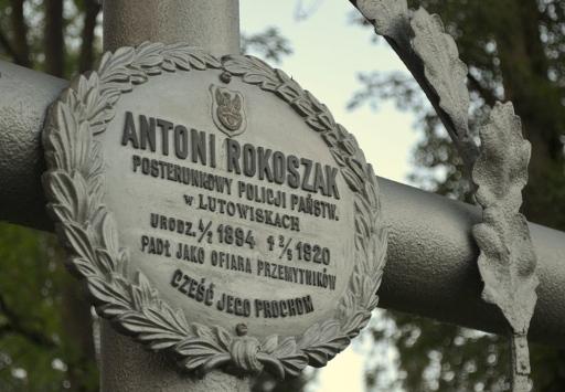 Cmentarz w Lutowiskach