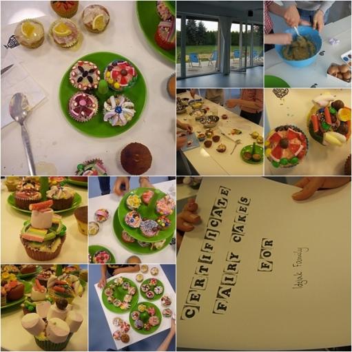 Fairy cakes w Czytogruszce