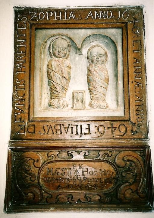 Epitafium dzieci Kościan