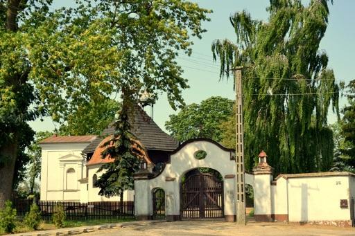 Kościółek w Łodzi