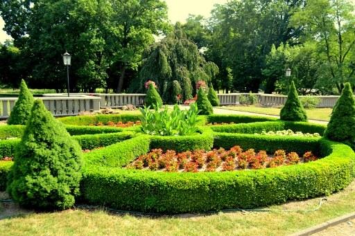 Park w Będlewie