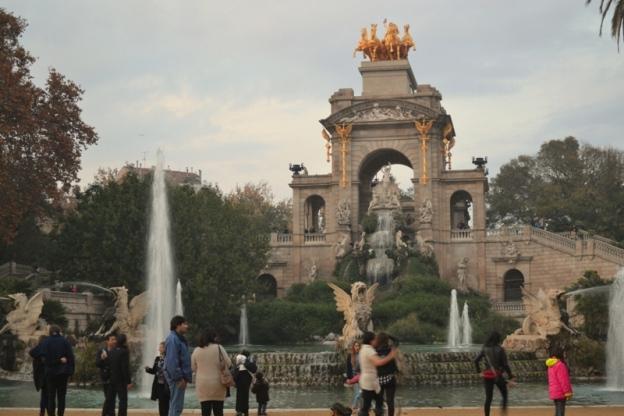 Parc de la Ciutadella 1
