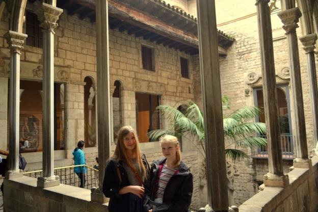 Pikinini w Barcelonie