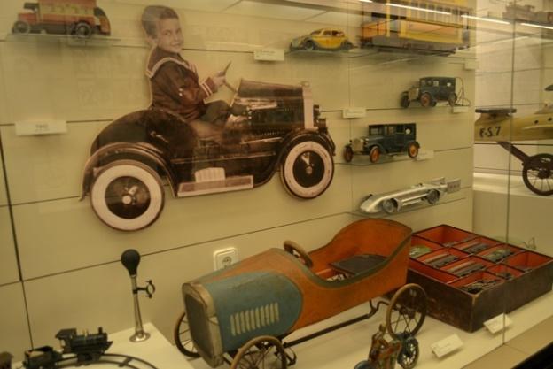 Zabawki w Figueres