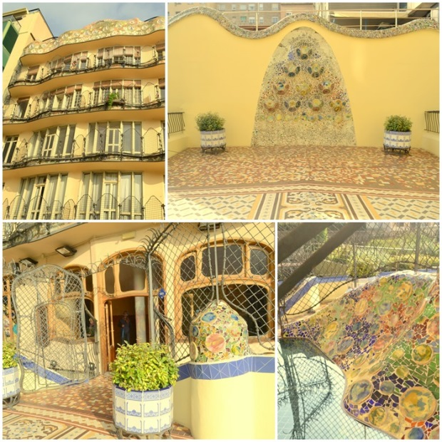 Taras Casa Batlló