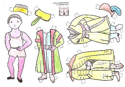 Elementy stroju szlacheckiego