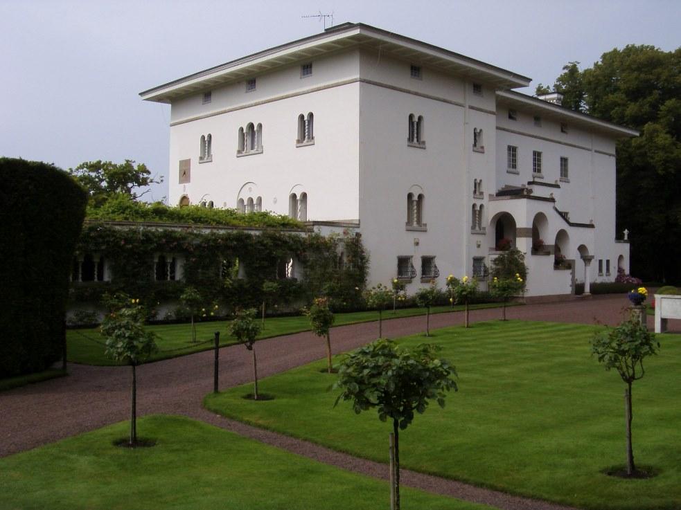 Olandia. Rezydencja królewska