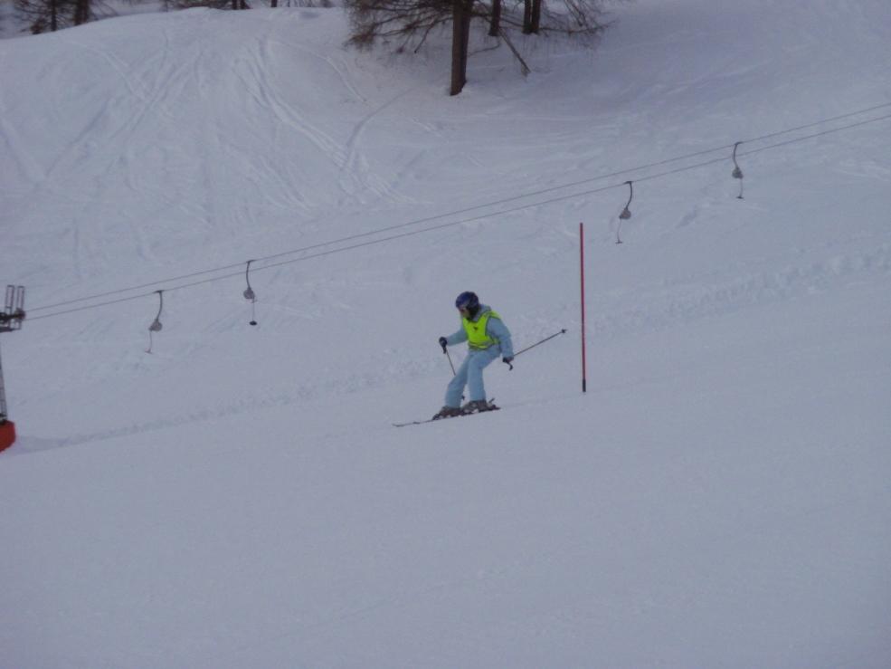 Slalom narciarski