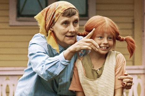 Astrid Lindgren i Pippi