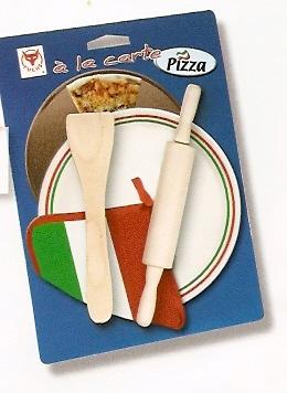 Dziecięcy zestaw do przygotowywania pizzy