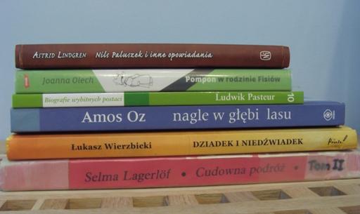Nasze wakacyjne lektury 2009