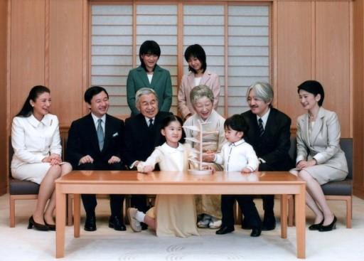 Japońska rodzina cesarska
