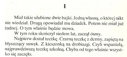 """Czyngiz Ajtmatow """"Biały statek"""" - fragment"""